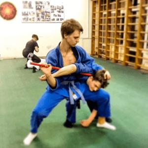 Отработка техники на индивидуальных занятиях