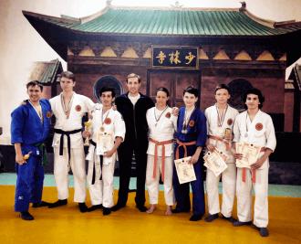 Победители и призёры чемпионата