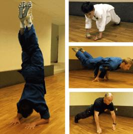 Координационно-силовые упражнения